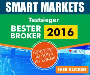 Smart Markets Broker Erfahrungen